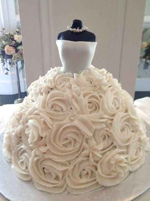 Need Bride Bust For Bride Doll Cake - CakeCentral.com