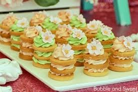 Image result for stacked cookies with buttercream