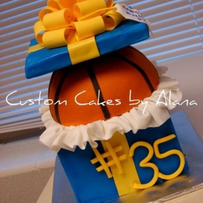 Top Basketball Cakes on Cake Central