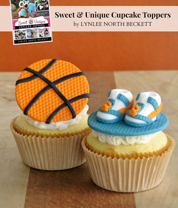 Nothing But Net: A Basketball Cupcake Topper in 7 Easy...