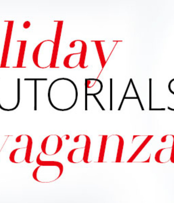 Holiday Cake Tutorials Extravaganza 2013