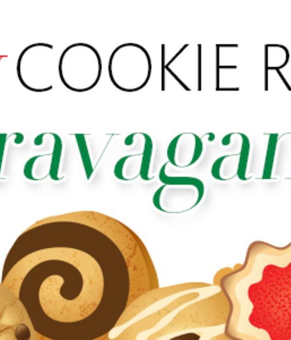 Holiday Cookie Extravaganza 2014