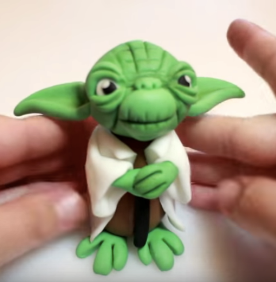 Star Wars Tutorials Cakecentral Com