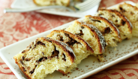 Chocolate Cinnamon Brioche By Michelle Yoder