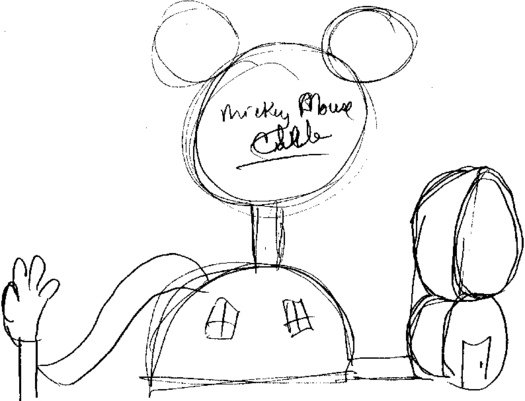 Drawing Lines With Mouse Opengl : Mickey mouse clubhouse cakecentral