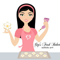 Cake Decorator GigisFreshBaked