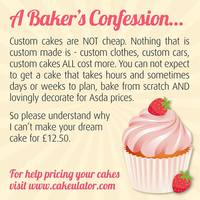 Cake Decorator oyster