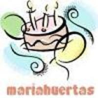 mariahuertas Cake Central Cake Decorator Profile