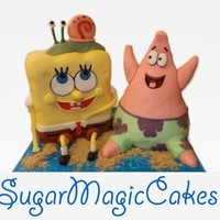 Cake Decorator sugarmagiccakes