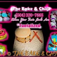 TheBakenChic Cake Central Cake Decorator Profile
