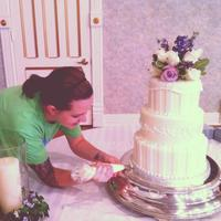 High End Cake Decorator Manager Salary Cakecentral Com