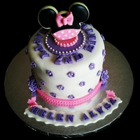 Cake Decorator sweet medley