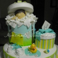 Cake Decorator HomemadeSweetLove