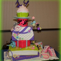 mariposa22 Cake Central Cake Decorator Profile
