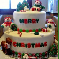 Cake Decorator SweetcakesCT
