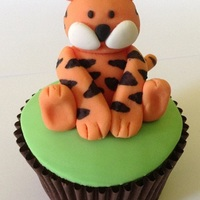 Cake Decorator  tigercupcakes