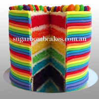 Cake Decorator  sugarbombcakes