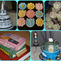 MOnstrica Cake Central Cake Decorator Profile