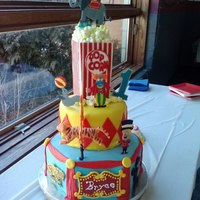 Sally Loda Cake Central Cake Decorator Profile