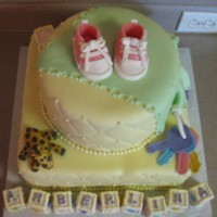 MrsNisch Cake Central Cake Decorator Profile