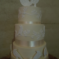 Cake Decorator 810whitechoc