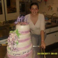 Cake Decorator catiapequeno