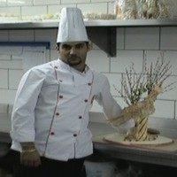 Cake Decorator chef_issam_makki