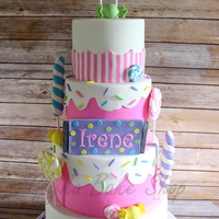 Cake Decorator GlykaBakeShop