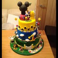 Ninas cakey Cake Central Cake Decorator Profile