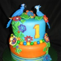 Cake Decorator SavannasSweets