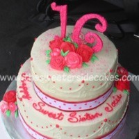 LadyPol Cake Central Cake Decorator Profile