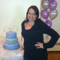 Cake Decorator  crystal-a-t