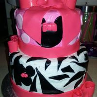 Cake Decorator Sweet T 37051