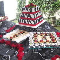 Cake Decorator Monica Moreno