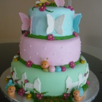Cake Decorator shveta