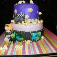 Cake Decorator flower123