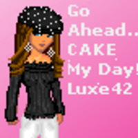 Cake Decorator Luxe42