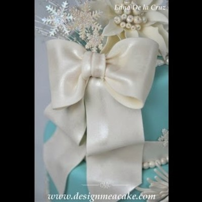 Fondant Bows on Cake Central