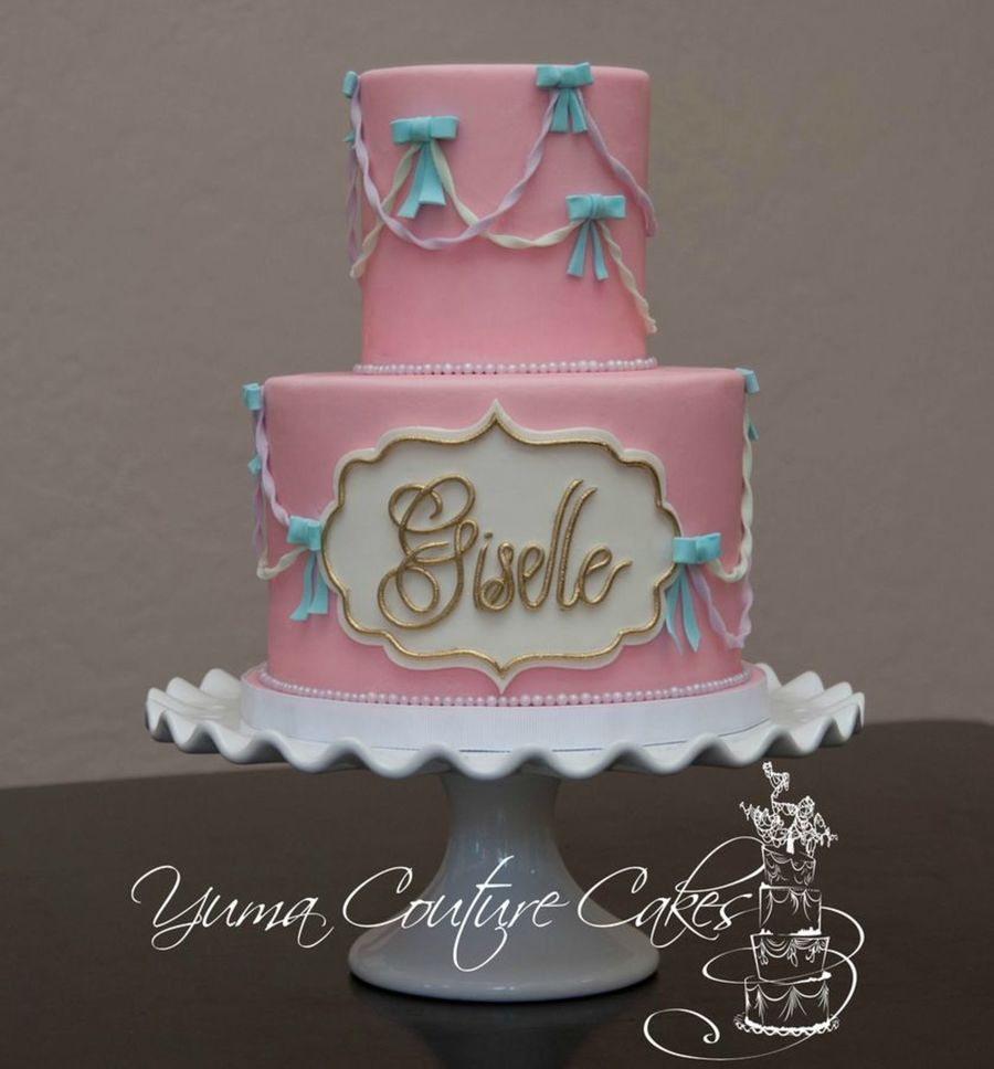Friday Faves: Cakes for Kids, Weddings and Spring - CakeCentral.com