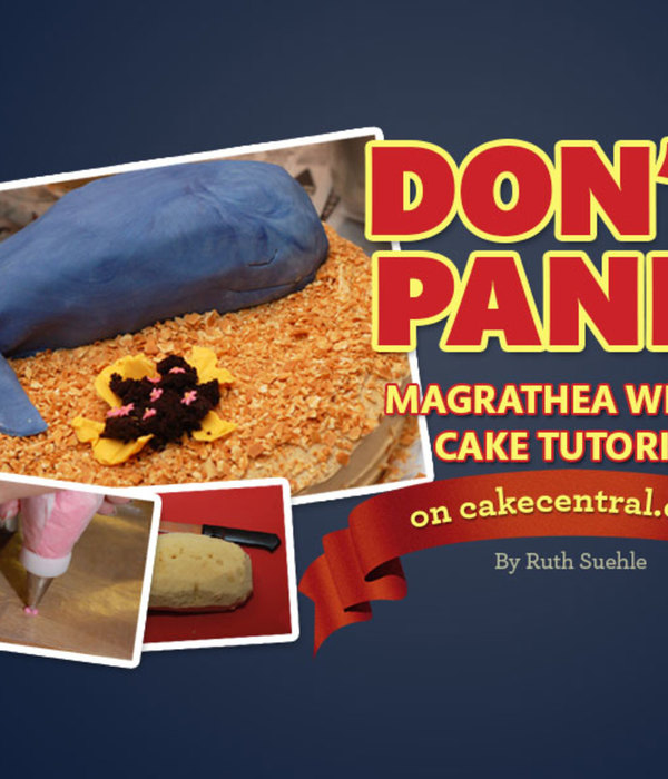Hitchhiker's Guide to the Galaxy Magrathea Cake...