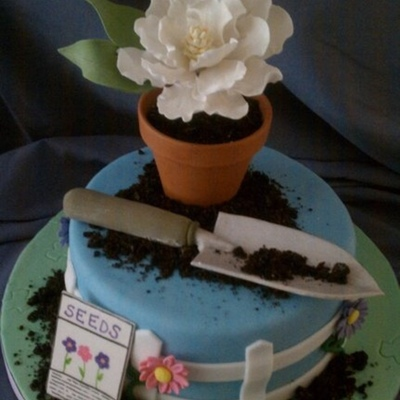 Best Blooming Garden Cakes on Cake Central