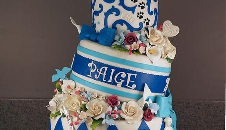 Graduation Party Cakes