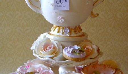 Top Mother's Day Tea Party Cakes