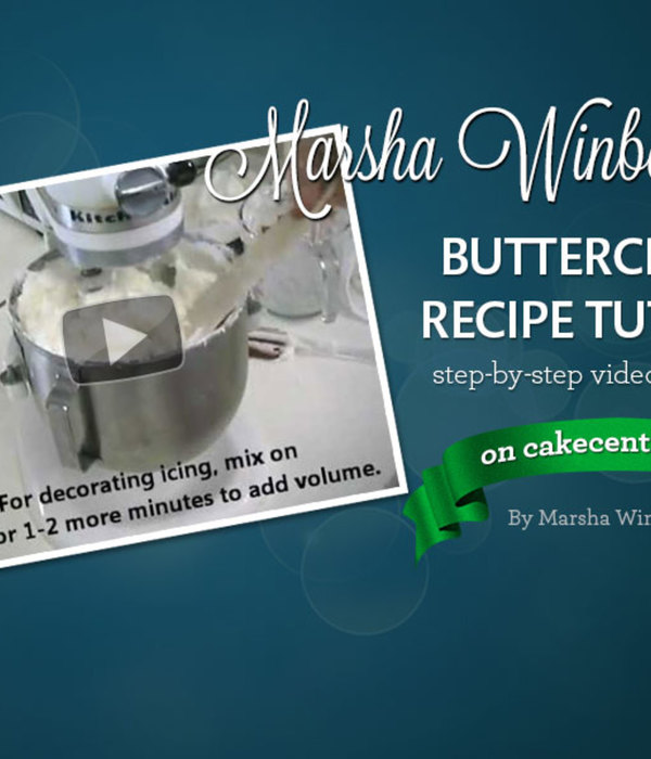Buttercream Icing - Winbeckler Recipe - Creamy Smooth