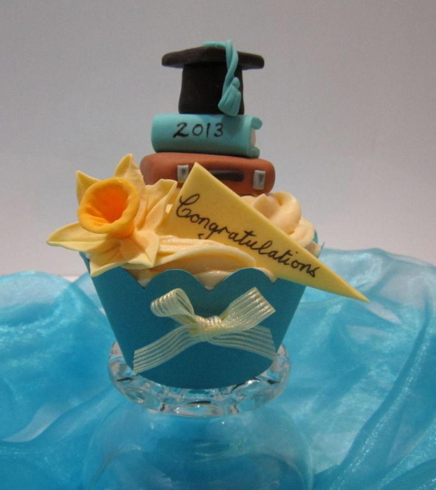 Graduation Cupcake Challenge Winner Cakecentral Com