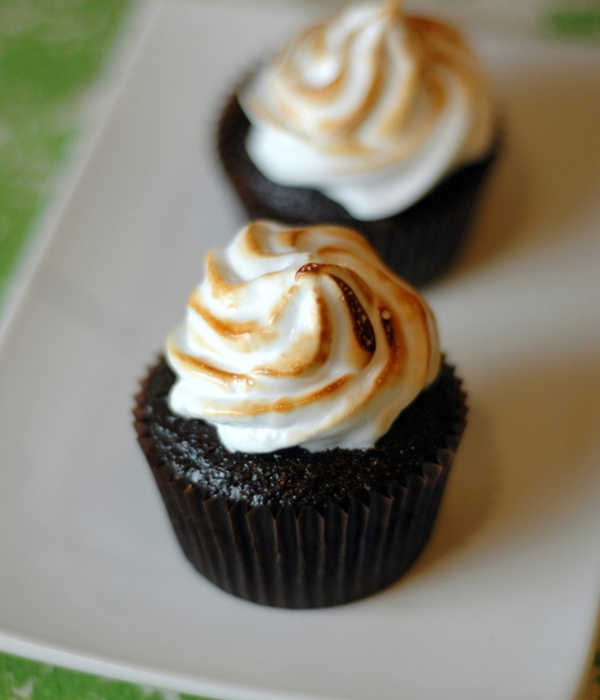 Toasted Marshmallow Frosting Recipe