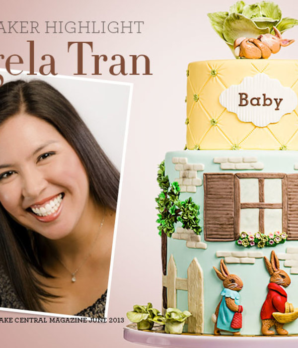 Cakemaker Highlight: Angela Tran