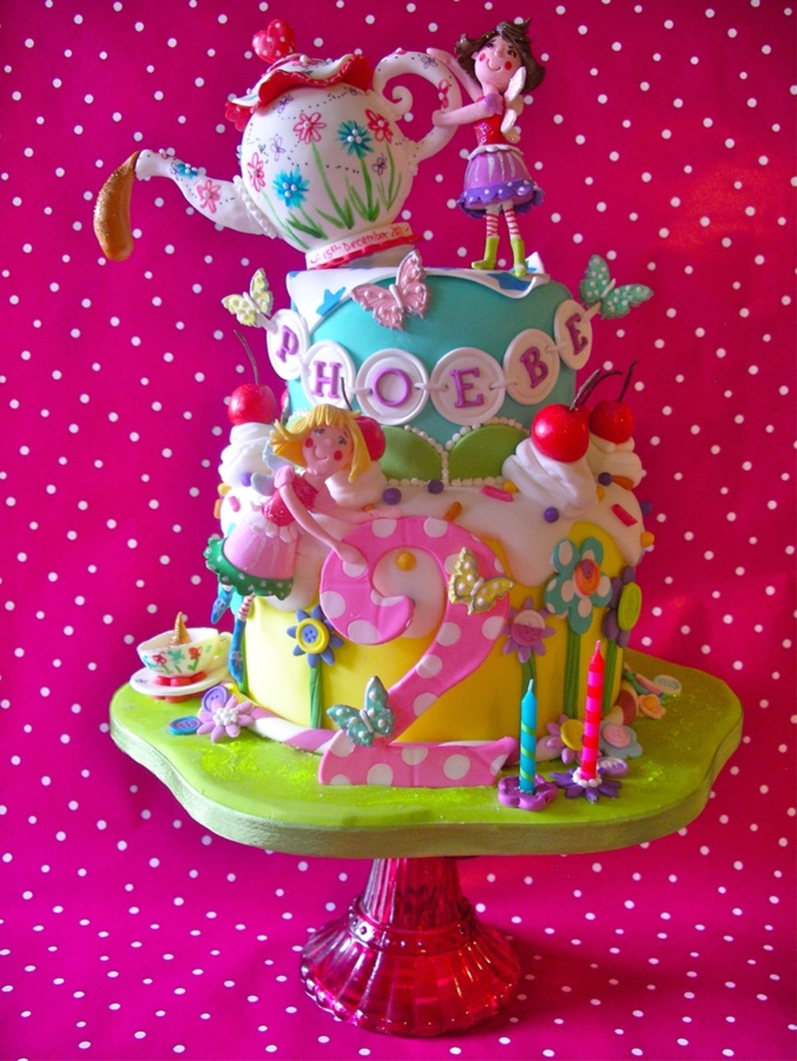 top fairy cakes cakecentral com