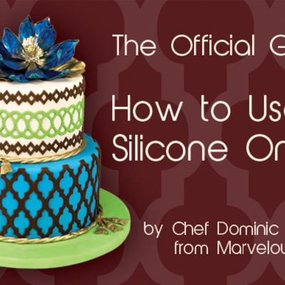 How to Use Silicone Onlays on Cake Central