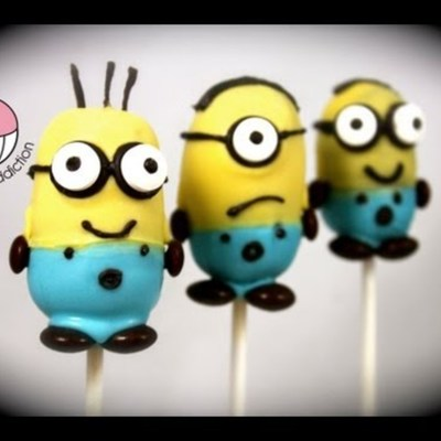 """Despicable Me 2"" Minion Cake Pops Tutorial on Cake Central"